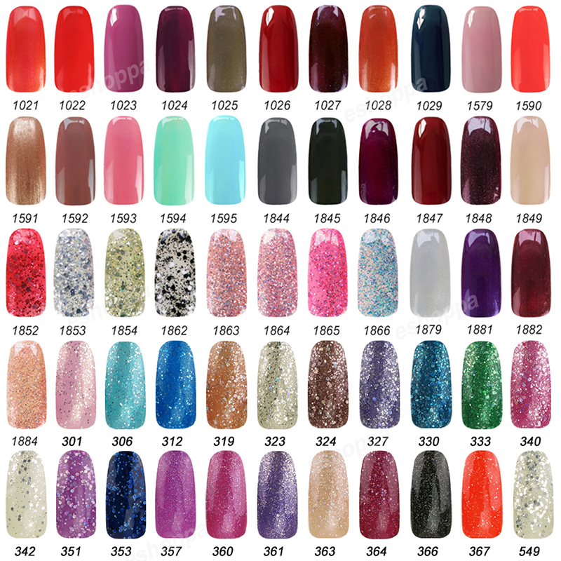 How To Set Gel Nail Polish - Nail Gel