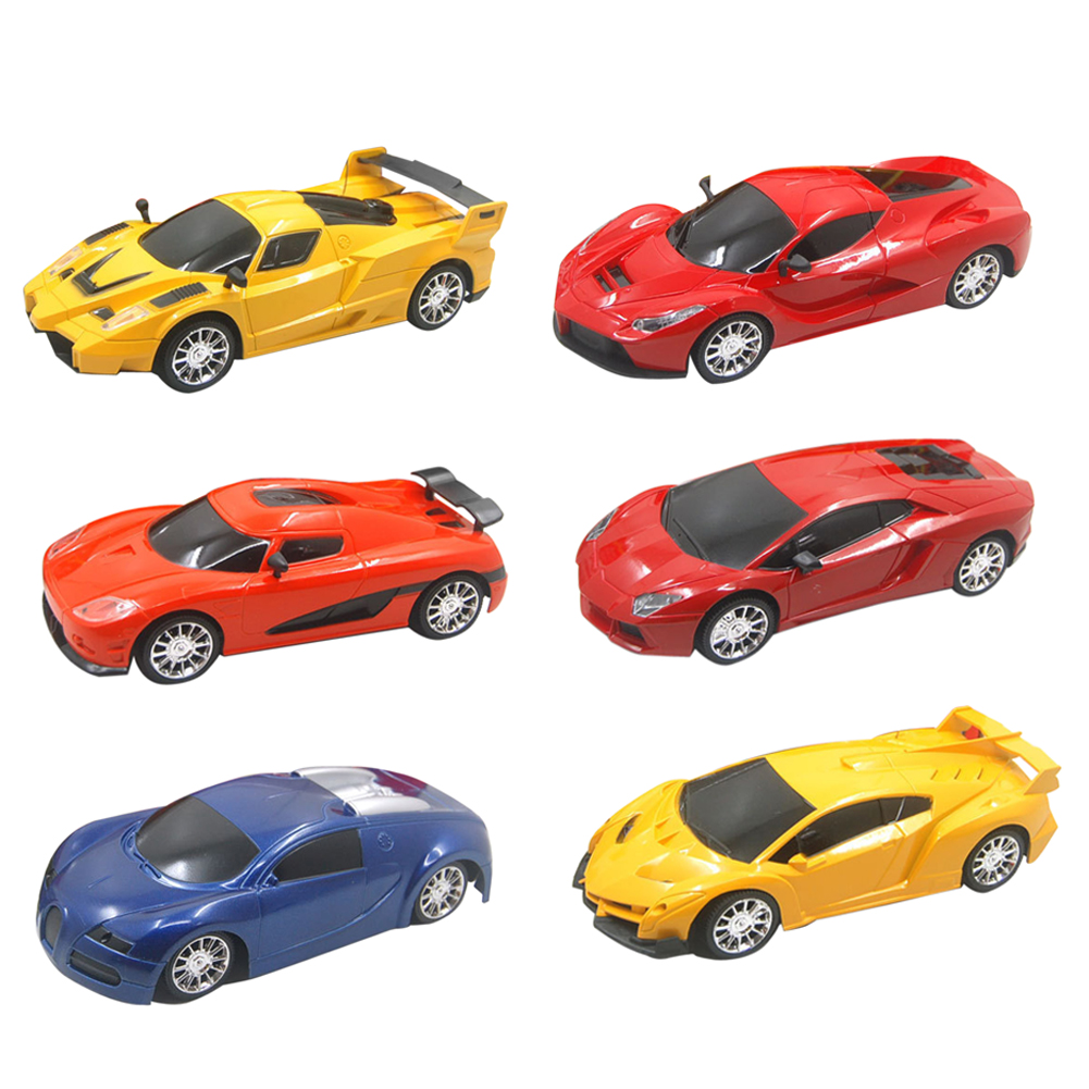 124 scale 2ch rc car model kids children simulation remote control car toy gift