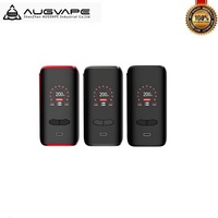 Augvape VX200 200W TC Box Mod Vape Mod Box Powered By Dual 18650 Battery Vaporizer VS Voopoo Drag 2 electronic cigarette Mods