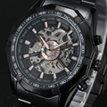 Forsining Top Brand Luxury Watch Men Sport Watches Mens Casual Watch Automatic Mechanical Wrist Watch Skeleton montre homme