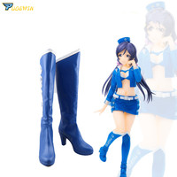 Anime Lovelive Love Live Pacific Cosplay Shoes Boots
