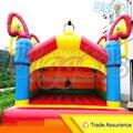 Пользовательские Бабочка Надувные Отказов Прыжки Замок для Детей