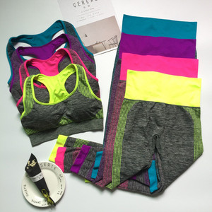 Women Yoga Set Gym Clothing So