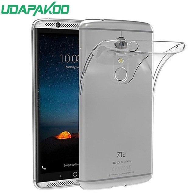 US $1 21 39% OFF For ZTE Nubia Axon 7s Ultra Clear TPU Silicone Back Phone  Case For Nubia Axon 7 Mini Max N2 M2 Lite N1 Lite Z17 Lite Z18 MINI-in