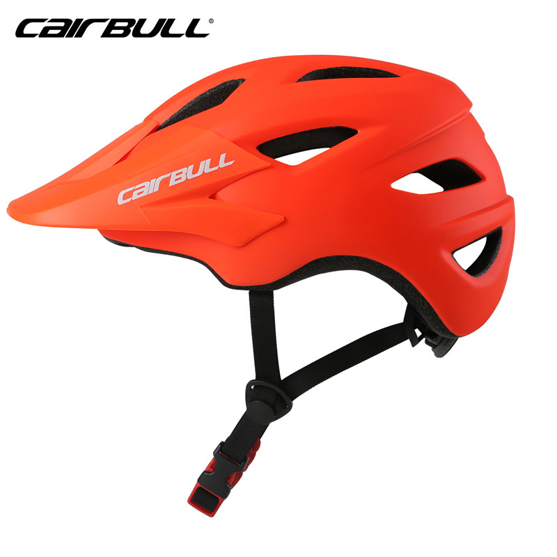 CAIRBULL Ultralight Cycling Helmet Integrally-Molded 16 Vents Helmet Bike Bicycle Safety MTB Road Riding Helmet Casque Capacete moon ultralight mtb road bicycle cycling pc eps helmet riding bike integrally molded sport climbing head protect bicycle