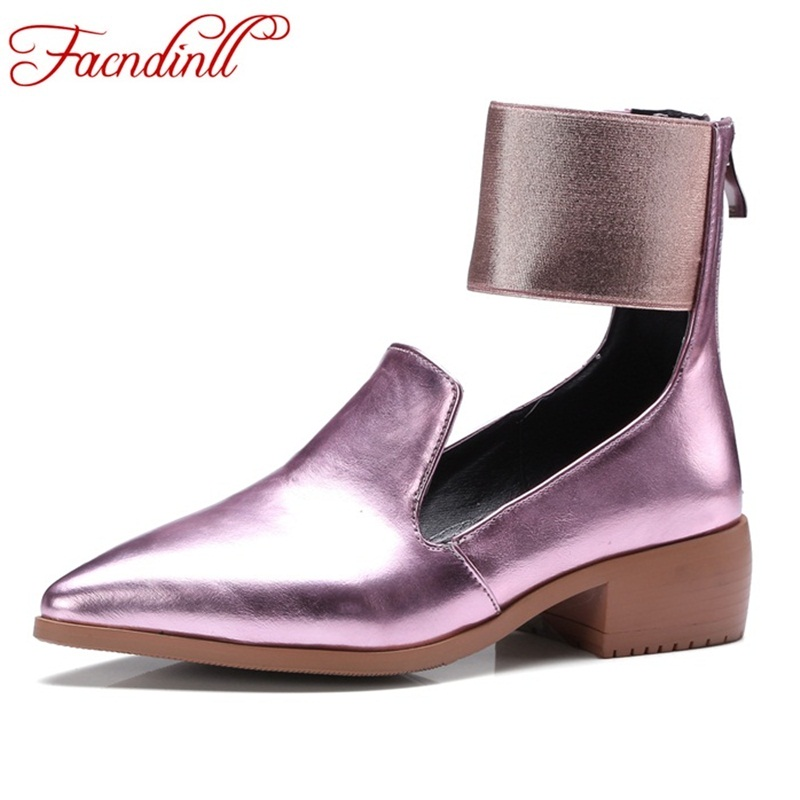 ladies rome gladiator summer shoes women pumps sexy ankle strap boots thick high heel pointed toe casual dress shoes plus size