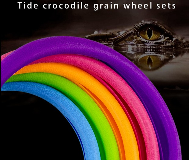 Colorful car Silicone Steering Wheel Cover Shell Skidproof Protector For Lada Hyundai vw Diameter 33CM car-styling 1pc