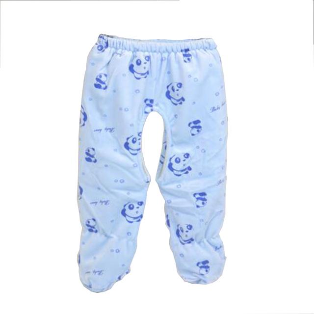 Calças do bebê bebê recém-nascido inverno quente espessamento 100% algodão calças para 0-3 meses de idade do bebê big desconto venda de afastamento outwear