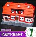 Nueva LEPIN 17006 BUILERDS Colección de rojo casa de bloques de construcción de Juguete 4000007 regalo de edición limitada 910 unids ladrillo ole lirk de casa