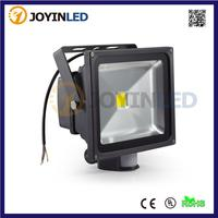Hot Sale 50W AC85 265V PIR Motion Sensor Cool White LED Flood Light