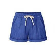 7fc27a152 Promoción de Mezcla De Lino Pantalones Cortos - Compra Mezcla De ...