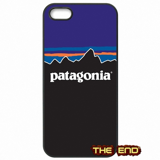 928cc5a5e2 Top Quality Patagonia Logo Hard Phone Case Cover For Apple iPod Touch 4 5 6  iPhone 4 4S 5 5C SE 6 6S 7 Plus 4.7 5.5