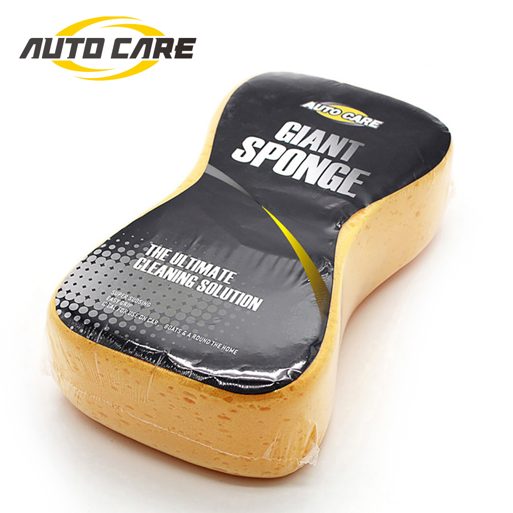 1 Piece Car Wash Sponge 3 Sizes Large Jumbo Giant For Choice Easy Grip To Wash Car Automobile Bicycle Motorcycle Boat And Home(China)