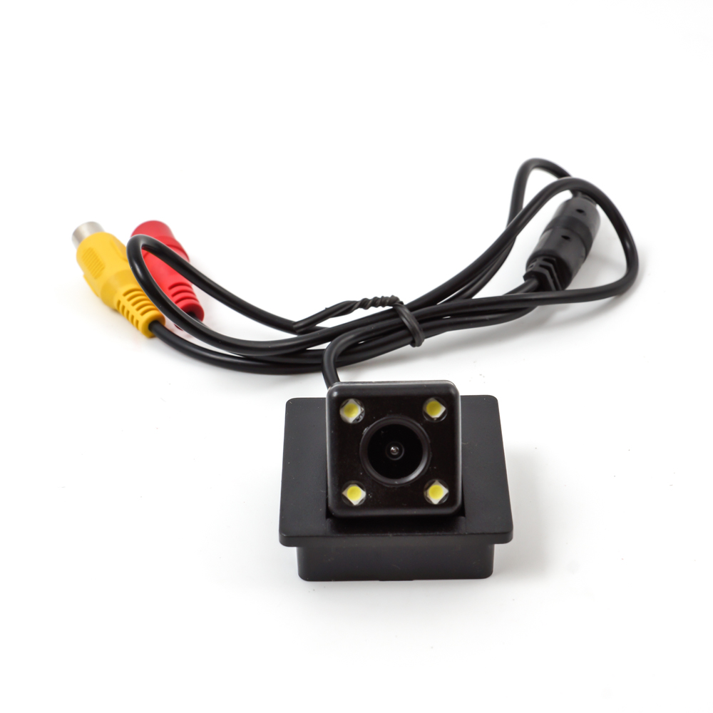 CCD Car Rear Camera for Cadillac SRX 2014 Auto Backup Reverse Review Parking kit Night Vision Free Shipping KF-V1207 image