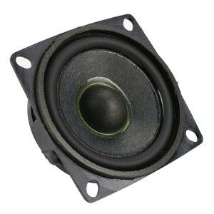 Image 2 - GHXAMP 2 pouces mi Tweeter haut parleur 6ohm 10 W néodyme Bluetooth haut parleur bricolage balles médiums aigus haut parleur bord en caoutchouc 2 pièces
