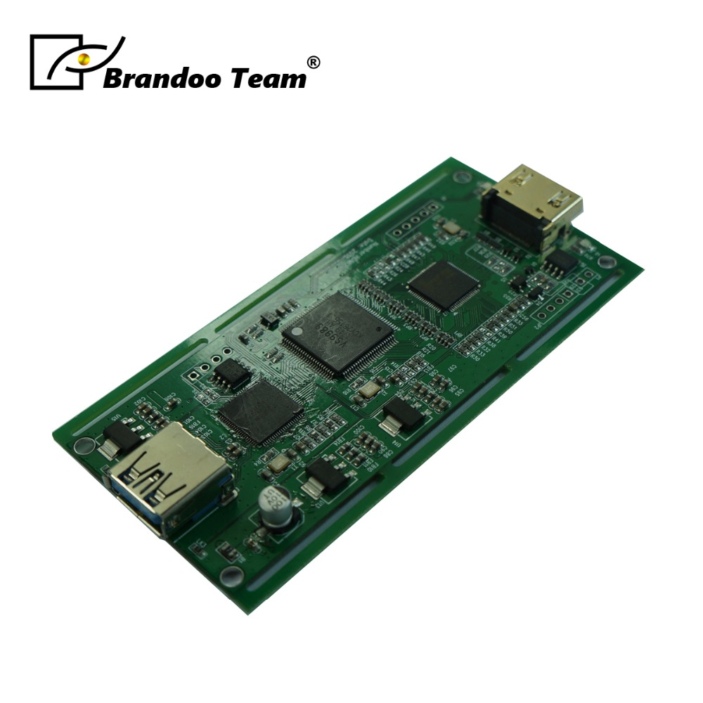 USB 3.0 Video Capture PCBA Board 1080P HDMI HD Video Audio Capture Circuit Board