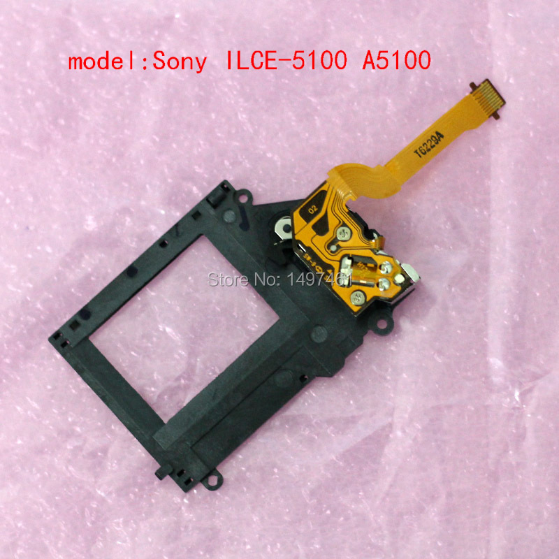 US $36 99  New Shutter group with blade curtain repair parts For Sony ILCE  5000 ILCE 5100 A5000 A5100 camera-in System Accessories from Consumer