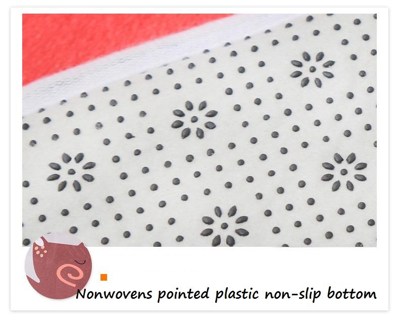 New Lovely Animal Round Carpet Diameter 60 80 100 120CM Super Soft Coral  Fleece Living Room Carpet Children Kids Bedroom Mat Rug - us94 1d40ccf0149