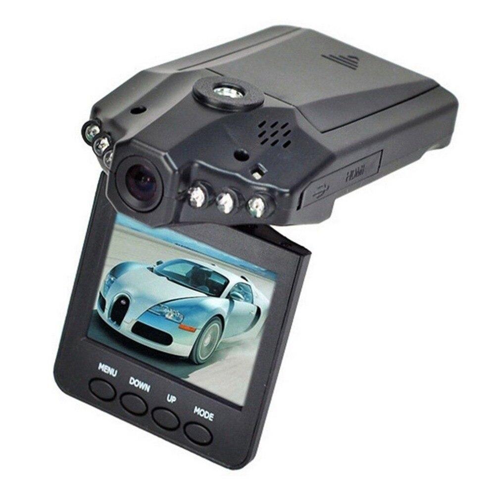 Allgemeine 2,5 zoll HD Auto LED DVR Straße Dash Video Kamera Recorder Camcorder LCD Parkplatz Recorder CMOS Senser Hohe Geschwindigkeit aufnahme