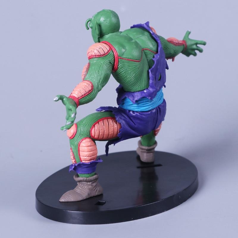 J Ghee Dragon Ball Z Scultures BIG Modeling Budokai Tenkaichi 7 Piccolo Figure Collectible Mascot Toys