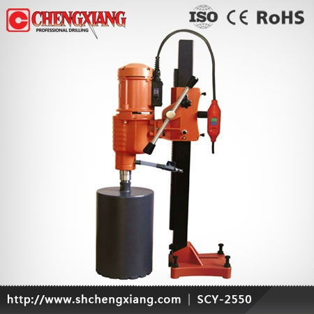 CAYKEN reinforced concrete diamond core drill machine SCY-2550E
