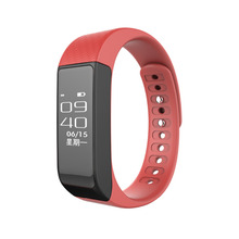 Iwon I5 Pro Smartband 0.96″ touch screen with 20 models sports record bluetooth wristband call ID show message push smart watch