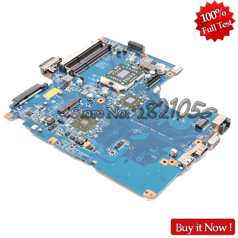 NOKOTION DA0NE7MB6D0 Main Board For Sony VAIO VPCEE Series System Laptop Motherboard A1784741A DDR3 Free CPU