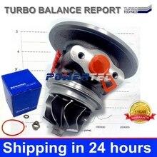 Garrett turbo GT2256MS 704136 704136-3 turbocharger core 8973267520 turbo CHRA turbine for  ISUZU NPR 2001 / Ukrnian BOGDAN 4.6L