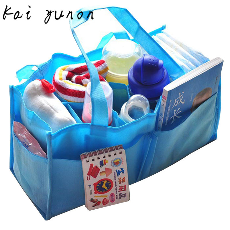 New Bottle Storage Multifunctional Separate Nappy Maternity Bag LP
