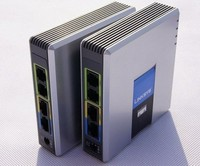 Unlocked Linksys SPA9000 IP PBX Phone VOIP Phone Adapter System V2 Support 16 Users 1 Year