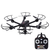 MJX X601H RC Helicopter WiFi FPV 720P CAM Air Pressure Altitude Hold 2.4GHz 4 Channel 6 Axis Gyro Hexacopter 3D Rollover Drones