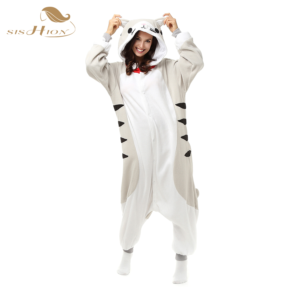 Reasonable Women Summer Pajama Animal Yellow Monkey Cosplay Hoodie Cotton Onesies Sleepwear Short Sleeve Costume Superior Quality In