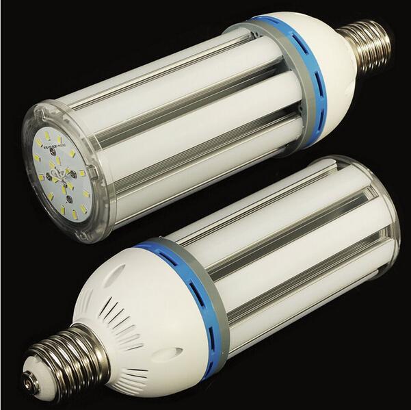Super bright LED Corn Light 30W 40W 50W 60W LED Lamps E27 E40 Corn Lighting Warm White / White AC85-265V
