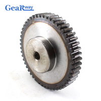 Gear Wheel Metal 1.5Module 80T 45Steel Rc Pinion Gears 10/12/15/17/20mm Bore 1.5 Mould 80Tooth Gear Wheel Spur Gear Pinion