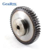 Gear Wheel Metal 1.5Module 80T 45Steel Rc Pinion Gears 10/12/15/17/20mm Bore 1.5 Mould 80Tooth Gear Wheel Spur Gear Pinion