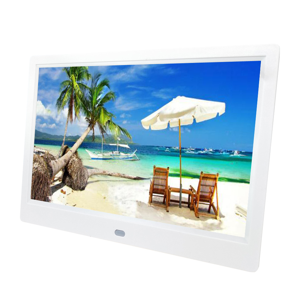 CWHALE Digital Photo Frame 12 Inch 1280/×800 HD Digital Picture Frame with Motion Sensor /& 8GB Memory LED Picture Frame with Wireless Remote Control Music MP3 Video MP4