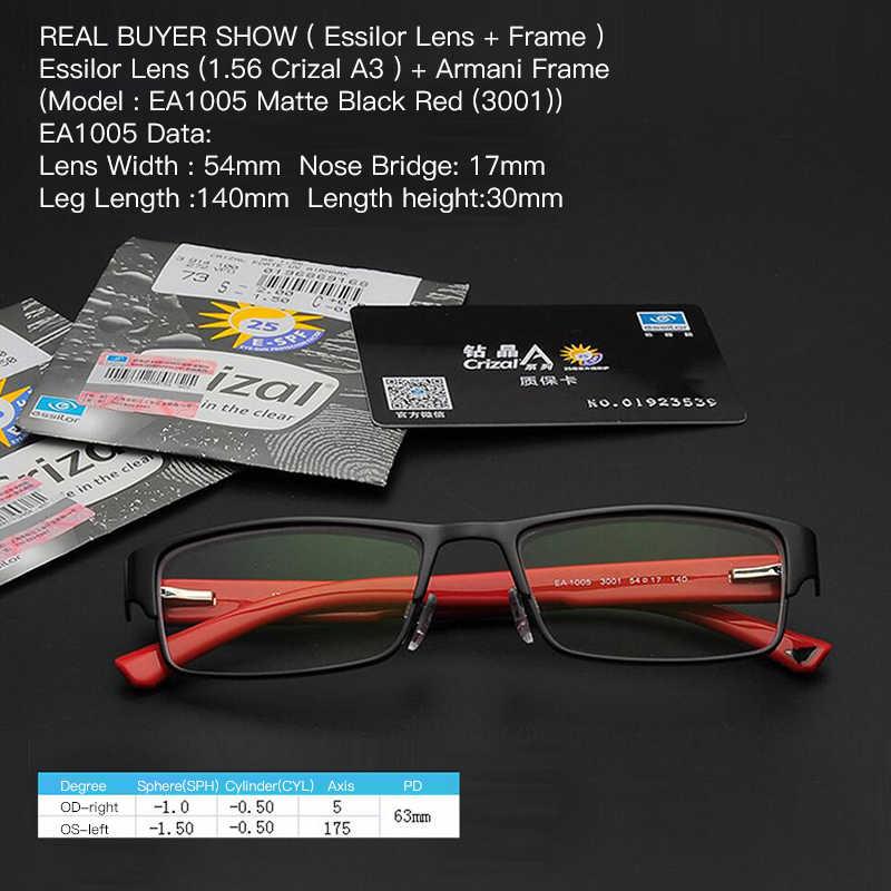 3a5ee486d2 ... Essilor CRIZAL Lenses 1.56 1.61 1.67 1.74 Aspheric Clear Lenses for Glasses  Myopia Shortsighted Astigmatism Prescription ...