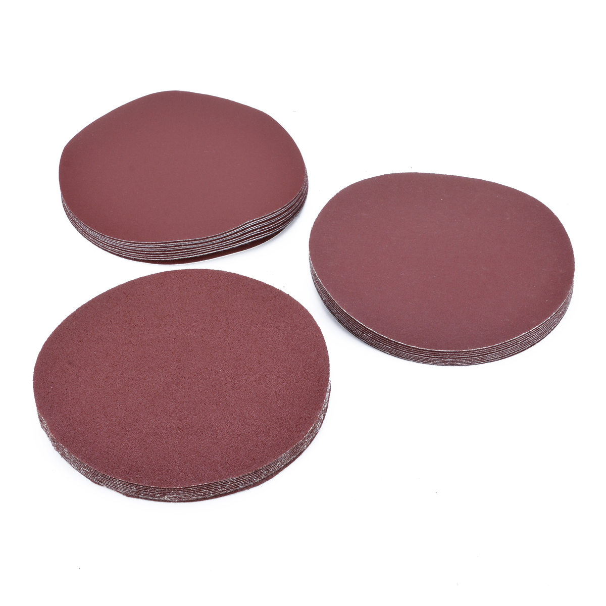 30Pcs 6 Sander Paper 80/180/320 Grit Sanding Disc Stick On Sandpaper Peel Sanding Disk for Polishing Rotary Tool30Pcs 6 Sander Paper 80/180/320 Grit Sanding Disc Stick On Sandpaper Peel Sanding Disk for Polishing Rotary Tool