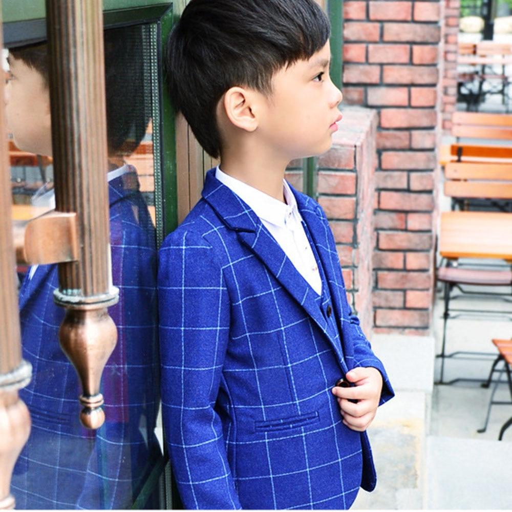 Trajes de chaqueta para niños Fiesta de niños Chaqueta + Chaleco + - Ropa de ninos - foto 5