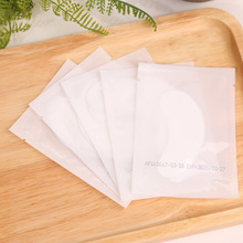 50/100pairs Eyelash Extensions Paper Patches Grafted Eye Stickers Eyelashes Under Pads Hydrogel Makeup Tools
