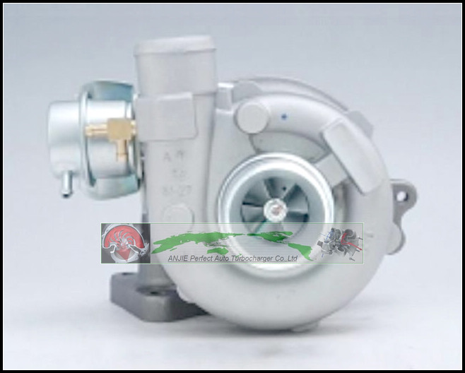 Turbo GT2256V 724652 724652-0001 724652-5001S 724652-0007 79517 For FORD Ranger Navistar Power stroke HS2.8 HT 2.8L Turbocharger new gt2052s 721843 721843 0001 721843 5001s 79519 turbo turbine turbocharger for ford ranger 2001 power stroke hs2 8 2 8l 130hp