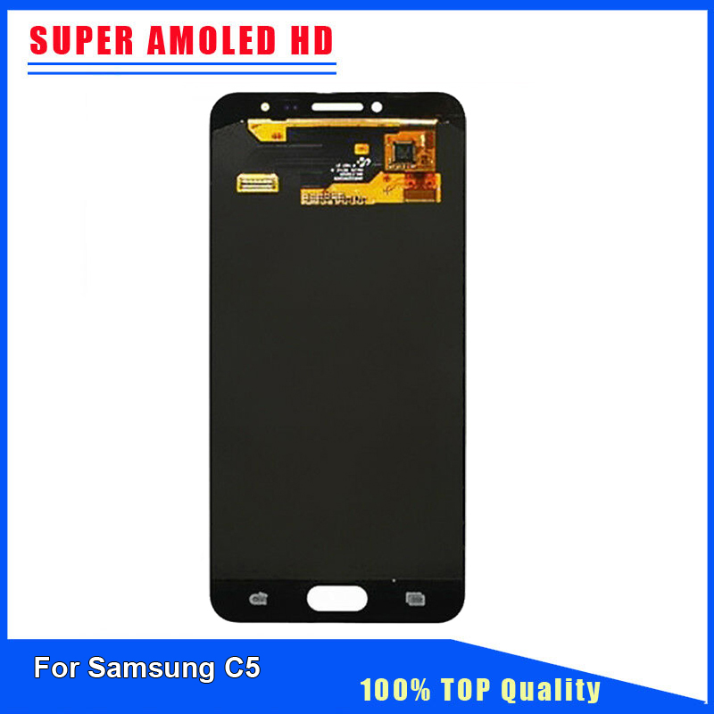 Mobile Phone Lcd For Samsung c5 lcd, Lcd Display, Display Screen + Touch Digitizer Mobile Phone Lcd For Samsung c5 lcd, Lcd Display, Display Screen + Touch Digitizer