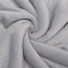 Soft Flannel Blanket for Home Decor
