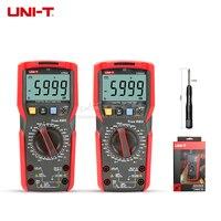 UNI T UT89X UT89XD Digital Multimeter True RMS NCV Duty Cycle AC DC Volt Current Resistance Capacitance Frequency + Flashlight