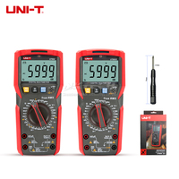 UNI T UT89X UT89XD Digital Multimeter True RMS NCV Duty Cycle AC DC Volt Current Resistance Capacitance Frequency + Flashlight