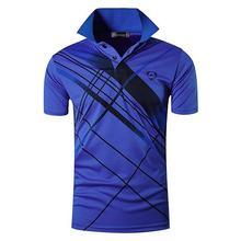 все цены на New Arrival 2019 men Designer T Shirt Casual Quick Dry Slim Fit Shirts Tops & Tees Size S M L XL LSL226(PLEASE CHOOSE USA SIZE) онлайн