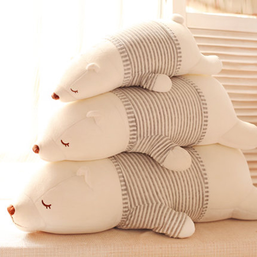 Toys For Children Stuffed Plush Mini Care Bear Cushion Pillow Cotton Rilakkuma Panda Pelucia Nemo Emoji Unicorn Toy Soft 70A0347 hot sale cute dolls 60cm oblong animals pillow panda stuffed nanoparticle elephant plush toys rabbit cushion birthday gift