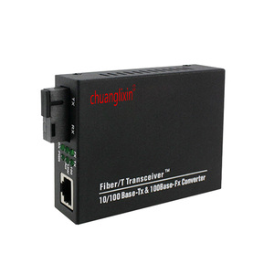 Image 5 - Ethernet media converter 100M 1 port + 1 faser port optische SC 1310/1550nm AB media converter 1 paar