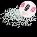 720pcs New Crystal Pixie For Transparent Crystal AB Crystal Clear 3D Nail Art Rhinestones DIY Decoration