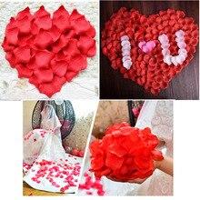 Dressv 2000 Pcs Wedding petals Silk Rose Petal Rose Flower Color Wedding Accessories 16 Color Available petals Wedding petals,02